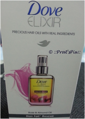 Dove Elixir - Almond and Rose