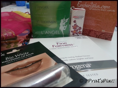 Goodies from Enchantess