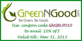 GreennGoodCouponCode
