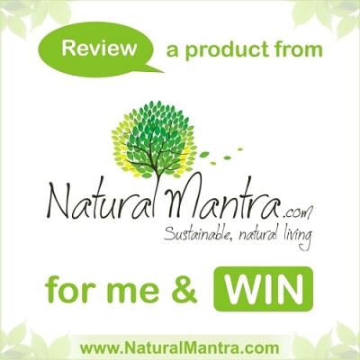 Natural Mantra - Giveaway