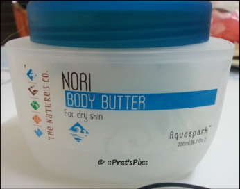 Nori Body Butter