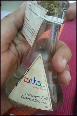 Tatha Geranium Elixir