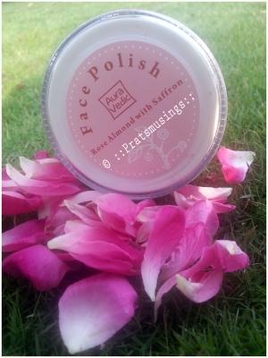 Rose skin Polish