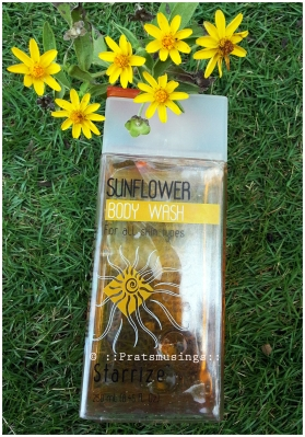 Sunflower Body Wash by The Nature's Co.